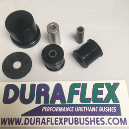 BMW E46 subframe diff Carrier front and rear bush set Extreme